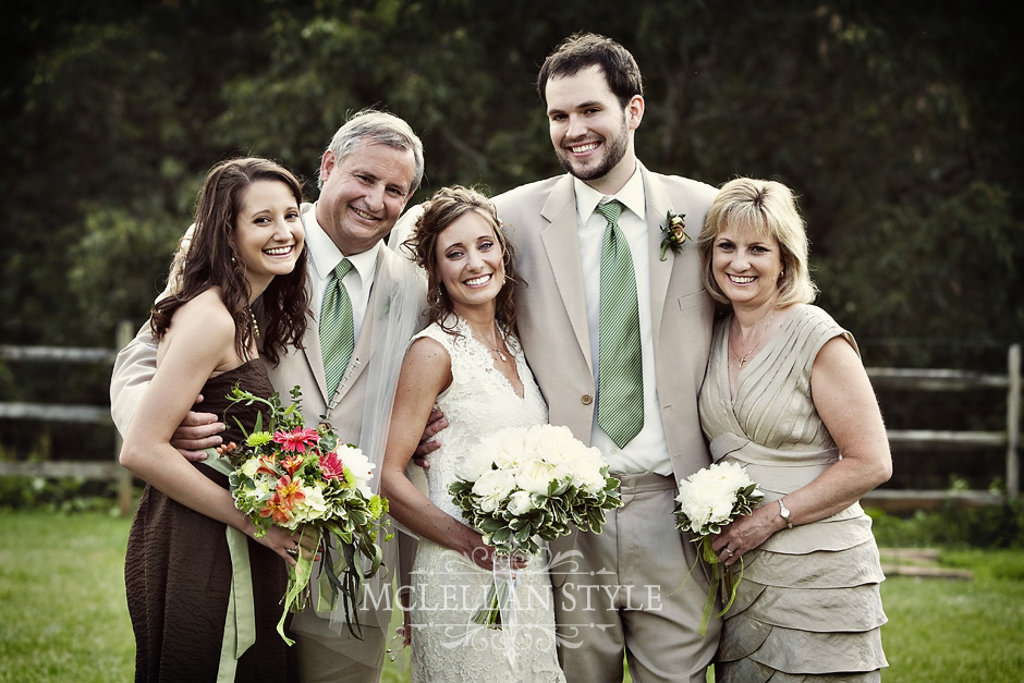Family Photos 6 Steps To Amazing Wedding Day Formals